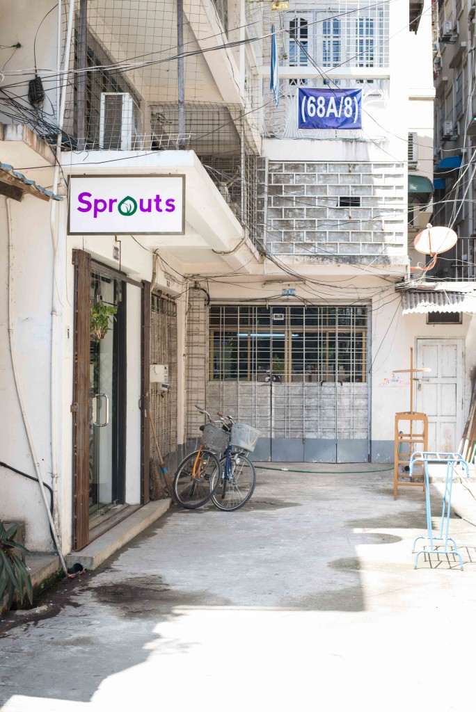 Welcome to Sprouts Yangon