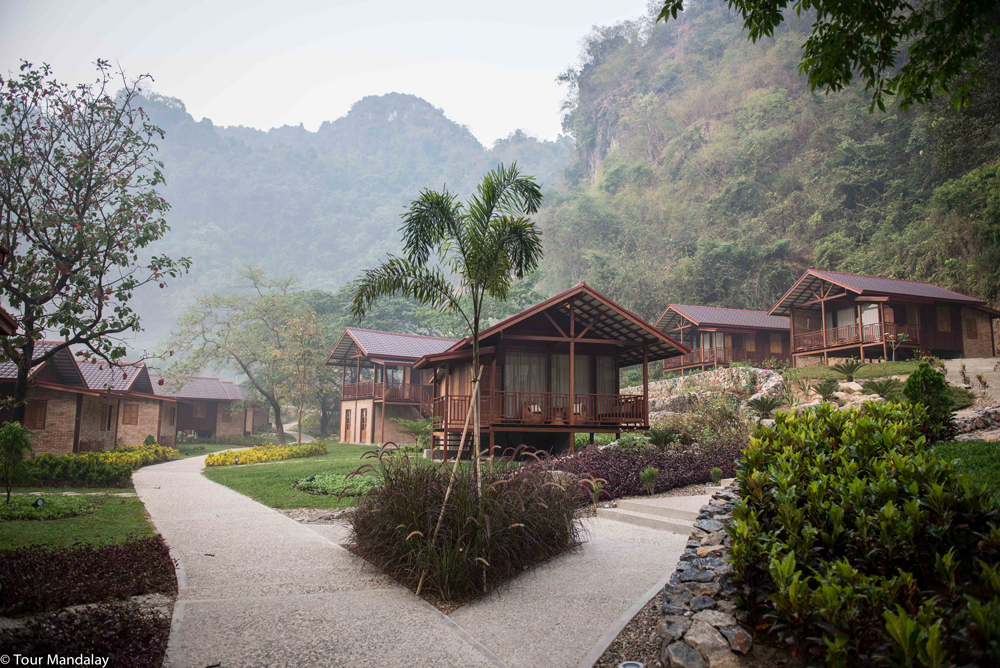 Hpa-an Lodge's chalets