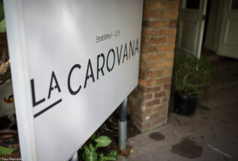 Food and drink: La Carovana (Yangon)