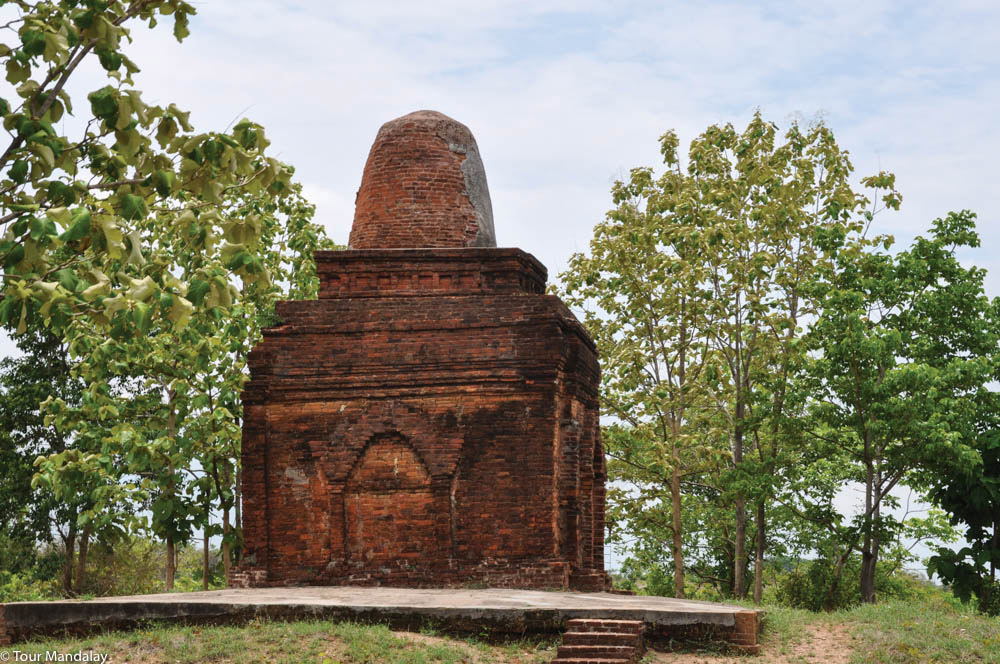 Pyay, one of Myanmar's oldest archeological sites