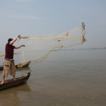 Fishing on the Irrawaddy