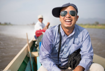 Meet the Guide: U Sai Tayzar Aung
