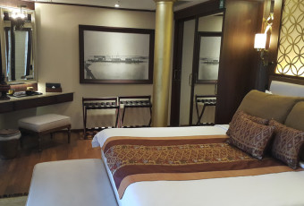 On-board: Sanctuary Ananda (day inspection)