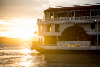 On-board: Heritage Line's Anawrahta Cruise (4-night inspection)