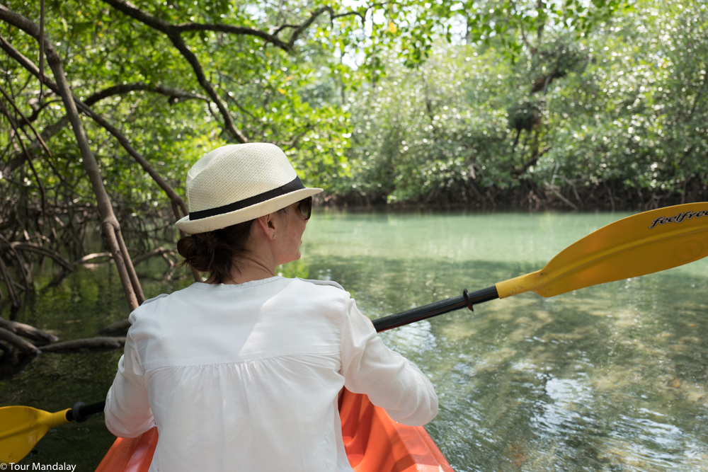 Lampi National Park with Burma Boating