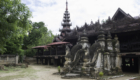 One of Salay's highlight attractions, Yoke-Sone-Kyaung