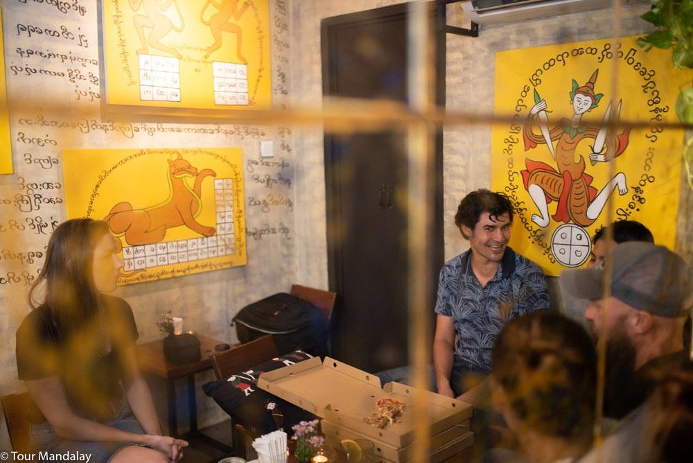 HAPA Coffee & Cocktails – Tour Mandalay